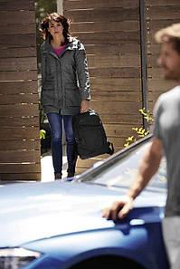 Женская куртка BMW Jacket, Ladies, Space Grey Melange