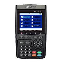 Прибор для настройки спутниковой антенны Satlink WS 6916 (DVB-S2, DVB-S)