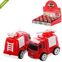 Детская пожарная машина А0783-37