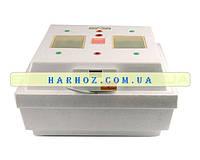 Инкубатор Квочка МИ-30-1 ручной переворот цифровой 70 яиц литой