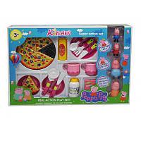 Набор посуды детский «Пицца»
