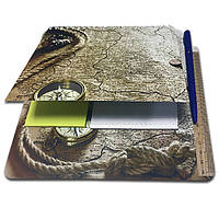 Блокнот-планшет NotePad со стикерами Post-it «Путешественник 2»