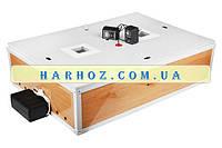 Инкубатор Курочка Ряба ИБ-120 автоматический переворот 120 яиц, обшит пластиком.