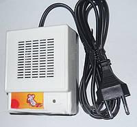 Ультразвуковой отпугиватель мышей и крыс Ультракот, площадь действия 100 кв.м., 105 дБ, работа от сети