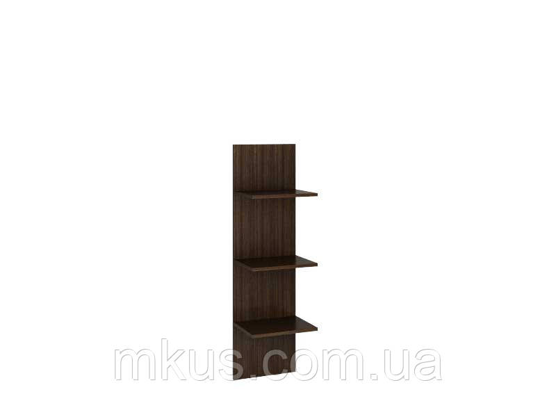 Полки шкафа для одежды 324x400x1385 П513