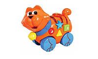 Музыкальная игрушка Дружелюбные животные Кот со звуковыми эффектами Navystar (65039-E-1)