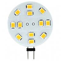 Лампа LED LB-17 JC 12V 3W 12leds G4 4000K Feron