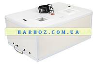 Инкубатор Курочка Ряба ИБ-100 механический переворот 100 яиц, цифровой терморегулятор, пластик .