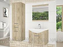 Ванна, меблі Belini з умивальником та дзеркалом FINE 2 PRO+