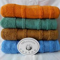 БАННОЕ махровое полотенце, однотонное. Купить махровые полотенца, фото 04-1