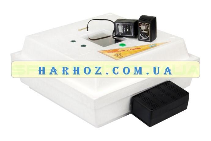 Инкубатор Курочка Ряба ИБ-42 цифровой автоматический переворот литой