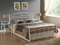 Кровать Siena белая 160*200 (Signal TM)