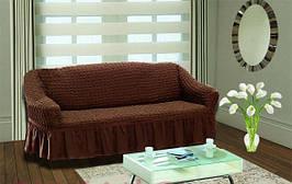 Чехол для дивана трехместный Burumcuk