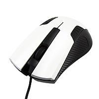 Мышка MT-C36 бело-черная