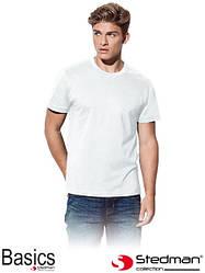 Мужская летняя футболка ST2100 WHI