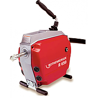 Секционная прочистная машина Rothenberger R-650