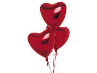 Фольгированные гелиевые сердца, гелиевые шары сердце. Гелиевые шары Киев.