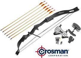 Лук блочный Crosman Elkhorn + 6 стрел