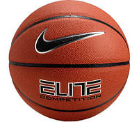 Мяч баскетбольный NIKE Elite Competition 8-Panel, Код - BB0446-801