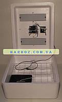 Инкубатор Несушка БИ-1 (БИ-2) автомат, цифровой на 77 яиц  + выход на 12В