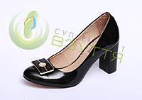 Женские туфли на каблучке 37 размер
