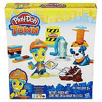 Плей-До город житель и питомец игровой набор Play-Doh
