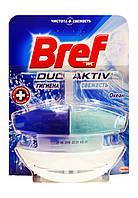 Чистящее средство для унитаза Bref Duo-Aktiv Океан (подвесной блок) - 50 мл.