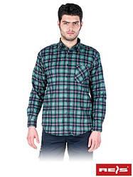 Рубашка фланелевая рабочая KF- C3