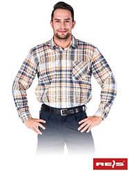 Рубашка фланелевая рабочая REIS KF- GBEP