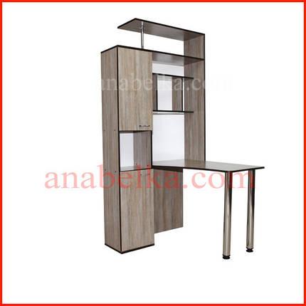 Стол компьютерный    Антей  (Ника), фото 2