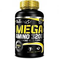 Аминокислота BioTech Mega Amino 3200