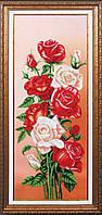 Набор для вышивания бисером Вдохновение Розы