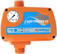 Реле давления с защитой от сухого хода Pedrollo EASY PRESS 2 (оригинал)