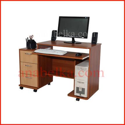 Стол компьютерный    Арес   (Ника), фото 2