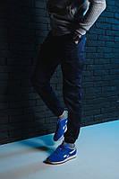 Штаны мужские, брюки, супер качество, спортивные, Синие P