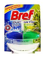 Чистящее средство для унитаза Bref Duo-Aktiv Хвоя (подвесной блок) - 50 мл.