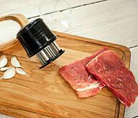 Размягчитель мяса - Тендерайзер - 56 лезвий из нержавеющей стали