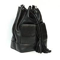 Кожаная сумка модель 17 флотар