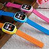 """Детские умные смарт часы Q90 Q100 Smart Baby Watch с GPS и кнопкой SOS 1.22"""" 5 цветов, фото 5"""