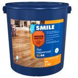 Лак паркетный «SMILE®WOOD PROTECT®» SL44 акрило-полиуретановый Полумат 0,7кг