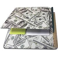 Блокнот-планшет NotePad со стикерами Post-it «Доллар»