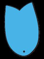 """Пленка ПВХ для бассейна """"SBG 150"""" Elbtal Plastics (Adriatic Blue)"""