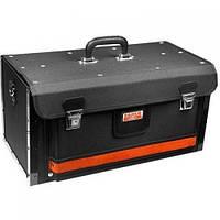 Ящик инструментальный 31,8 x 17,8 x 13 см металич. замок (013013) (уп.6)