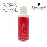 Лосьон-проявитель Igora Royal Oil Developer mini 9%, 60 ml