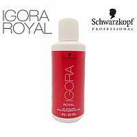 Лосьйон-проявник Igora Royal Oil Developer mini 9%, 60 ml (розлив)