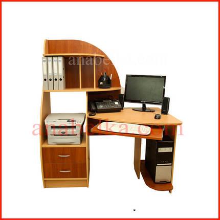 Стол компьютерный   Деметра   (Ника), фото 2