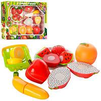 Продукты 617A резка овощей и фруктов на липучках