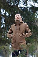 Куртка демисезонная, парка мужская, весенняя, осенняя до - 5 градусов. Высокое качество