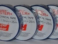 Изолента ПВХ MASTER+ (25mх17mmх0,13mm)