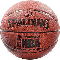 Мяч баскетбольный Spalding NBA Grip Control In/Out, Код - 74-577Z